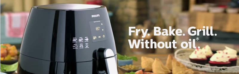 best Philips airfryers in India
