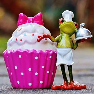 Banking a Cake like a Chef