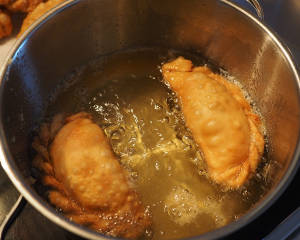 Oil Frying Problems