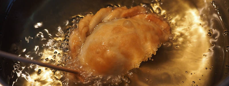 Avoid Oily Fried Food