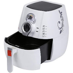 Brightflame deep fryer without oil